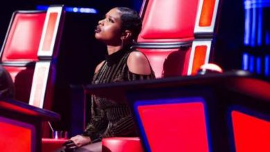 jennifer hudson foto the voice