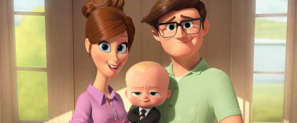 Artwork del film Baby Boss.