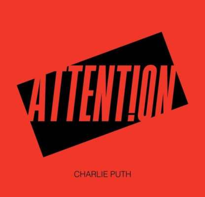 Charly Puth - Attention, la cover.