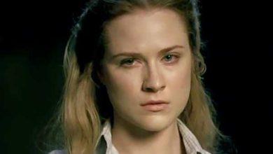 Evan Rachel Wood come Dolores in Westworld 2.