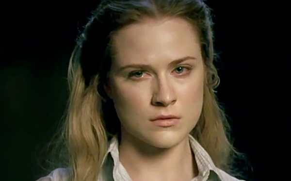 personaggio Evan Rachel Wood in Westworld 2
