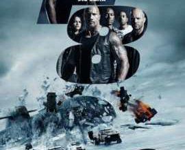 Fast & Furious 8 recensione - la locandina.