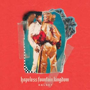 album musicali più belli del 2017 - Halsey con Hopeless Fountain Kingdom