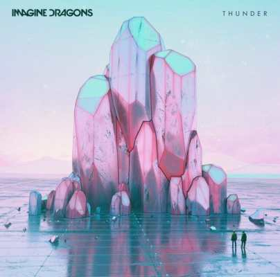 Imagine Dragons - Thunder, la cover.