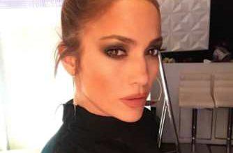 Jennifer Lopez foto 2017