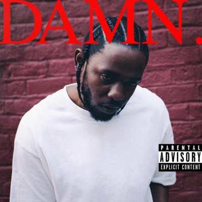 Kendrick Lamar album DAMN