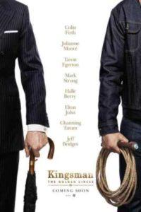 Kingsman: Il cerchio d'oro - locandina.