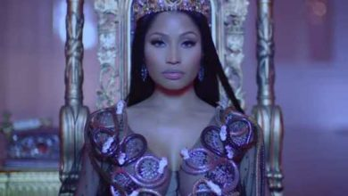 Nicki Minaj - No Frauds Video Musicale.