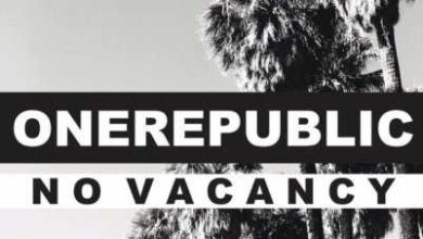 OneRepublic - No Vacancy Cover.