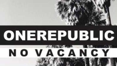 OneRepublic - No Vacancy Cover.