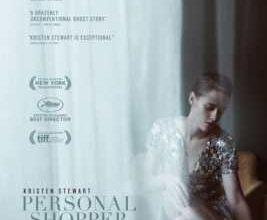 Personal Shopper Recensione - locandina del film con Kristen Stewart.