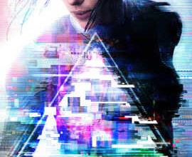 locandina Ghost in The Shell film 2017 - Recensione
