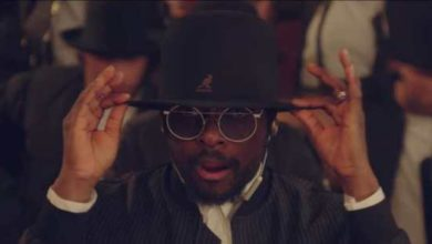will.i.am - Fiyah (immagine dal video).