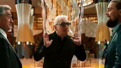 Scorsese, DiCaprio e De Niro.
