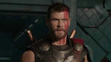 Thor Ragnarok scena titoli di coda