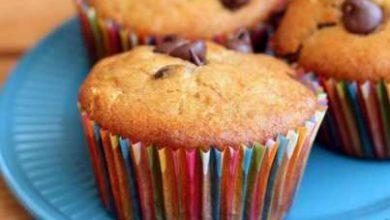 banana muffin senza lattosio