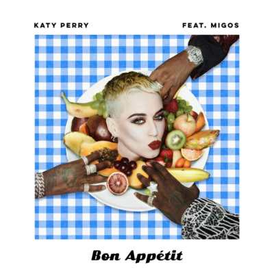 "cover canzone di Katy Perry ""Bon Appetit""."
