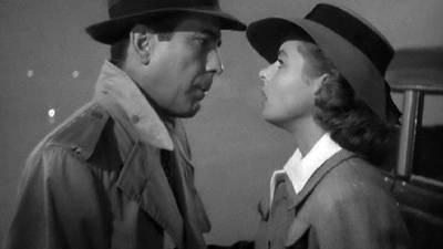 film Casablanca - coppie più belle della storia del cinema