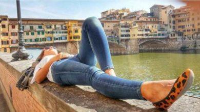 Le ragazze più belle e interessanti in Italia - Firenze