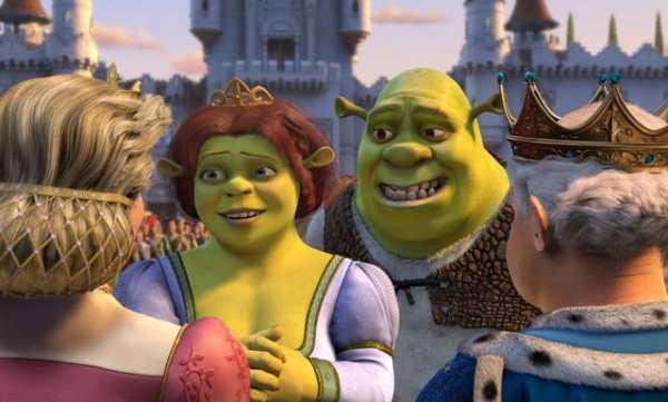 Shrek 5 sceneggiatore trama