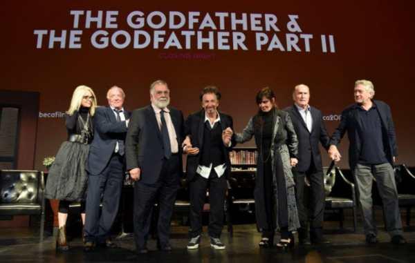 45 anniversario del film Il Padrino