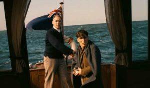 Recensione Dunkirk - Cillian Murphy e Mark Rylance in Dunkirk.