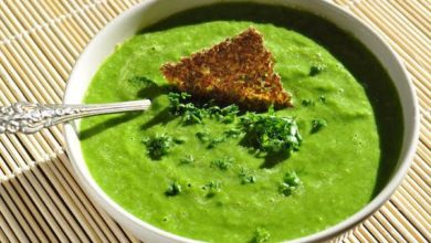 Gazpacho verde all'avocado ricetta.