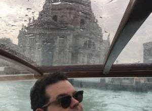 Josh Gad a Venezia, il le Tont di La Bella e La Bestia