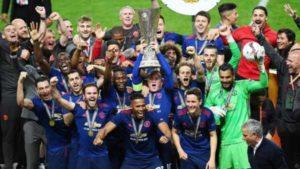 Manchester United conquista l'Europa League 2017