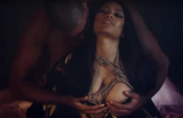 Nicki Minaj Regret In Your Tears video