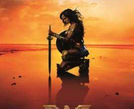 Wonder Woman Recensione - Locandina con Gal Gadot