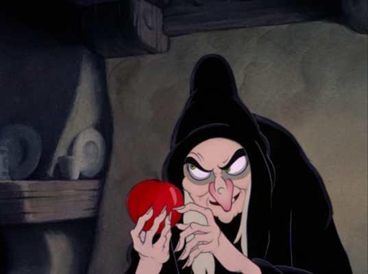 La Strega di Biancaneve - film horror adatti anche ai bambini