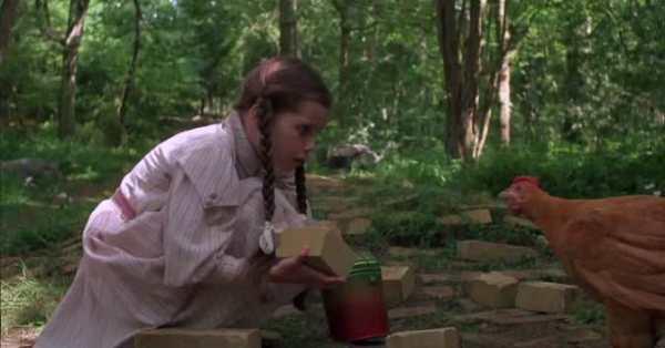 Ritorno ad Oz - film horror adatti anche ai bambini
