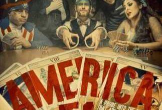 Libro America 51 Corey Taylor - libro Corey Taylor contro Trump