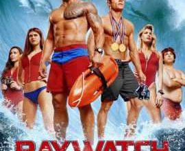 Locandina film Baywatch