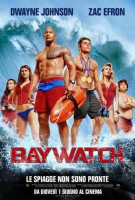 Baywatch recensione film 2017 - Locandina Film