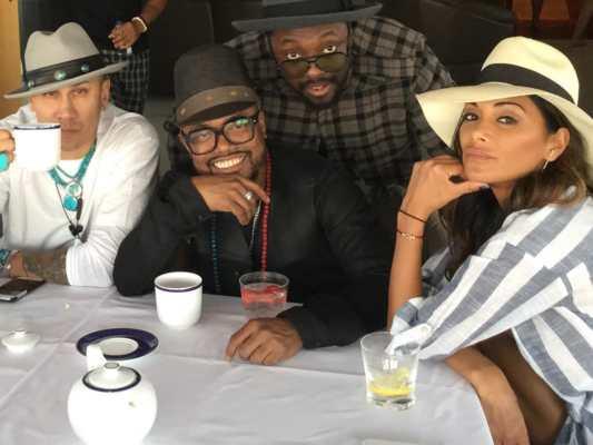 Black Eyed Peas Nicole Scherzinger