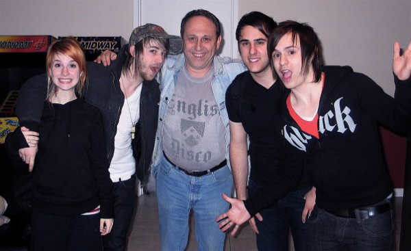 David Bendeth Paramore