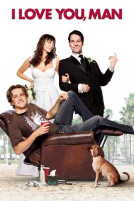 I Love You, Man - film sul matrimonio e nozze