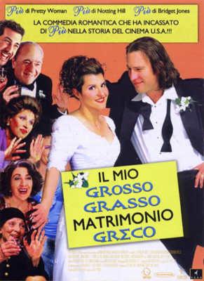 Il mio grosso grasso matrimonio greco - film sul matrimonio e nozze