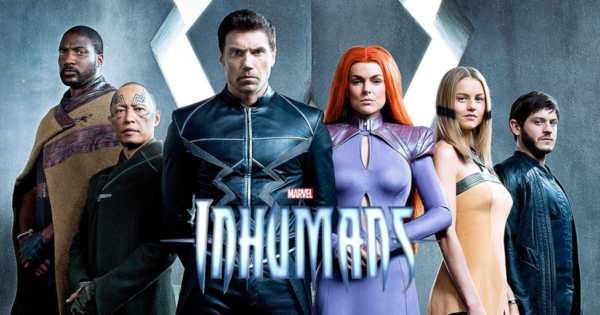 Inhumans Inumani primo trailer