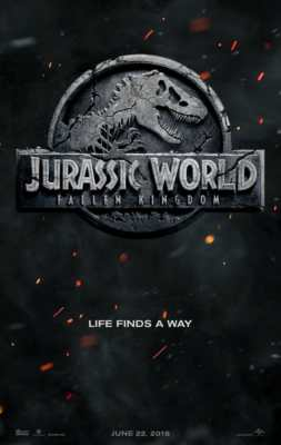 Poster Jurassic World-Fallen Kingdom