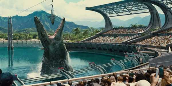 Jurassic World Colin Trevorrow