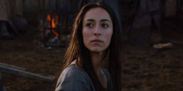 Oona Chaplin Avatar James Cameron