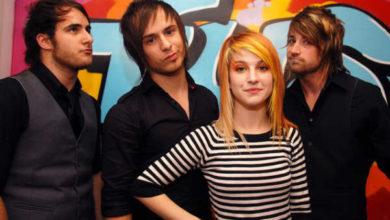 Paramore Riot David Bendeth