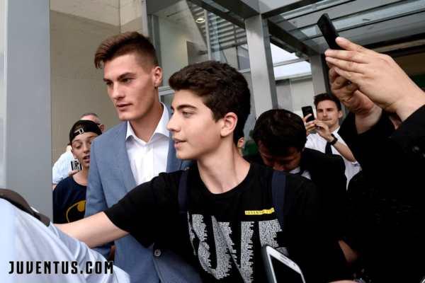 Patrik Schick alla Juventus