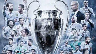 Il Real Madrid festeggia la sua 12° Champions League.