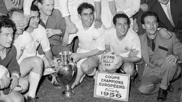 Real Madrid prima Champions League