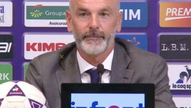Stefano Pioli allenatore Fiorentina