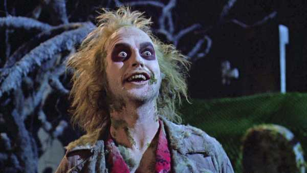 Michael Keaton Tim Burton Dumbo